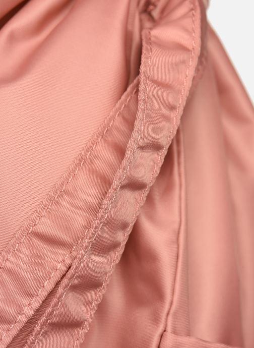 Rucksäcke Bensimon SLIDING BAG rosa ansicht von links