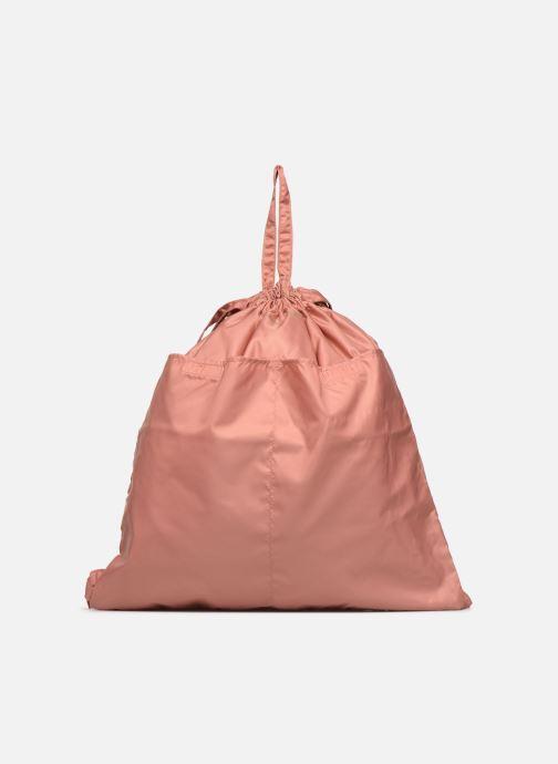 Rugzakken Bensimon SLIDING BAG Roze detail