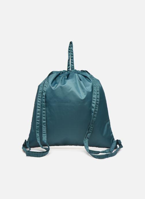 Rucksäcke Bensimon SLIDING BAG blau ansicht von vorne