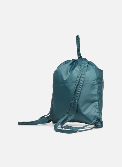 Sacs à dos Bensimon SLIDING BAG Bleu vue droite