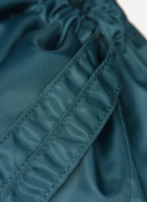 Rucksäcke Bensimon SLIDING BAG blau ansicht von links