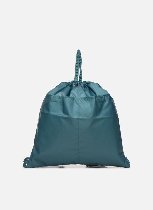 Rucksacks Bensimon SLIDING BAG Blue detailed view/ Pair view