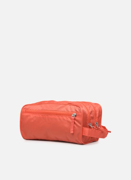 Luggage Bensimon TRAVEL LINE TOILETRY Pink view from the right