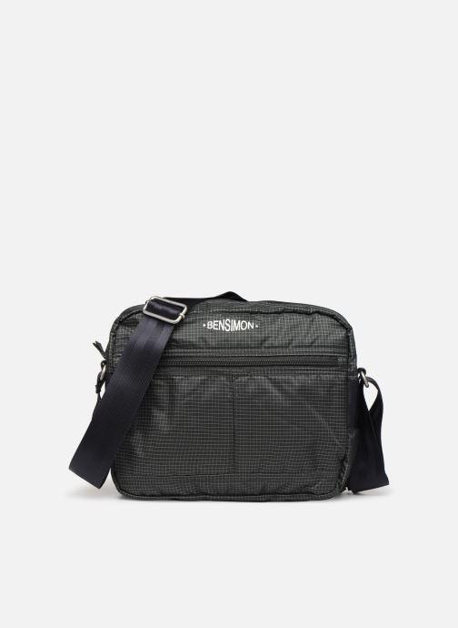 Handbags Bensimon WORKING LINE POCKET BAG Grey detailed view/ Pair view