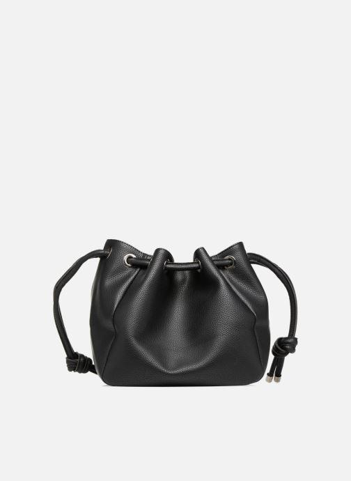 Bolsos de mano LPB Woman SAC PORTE MAIN CLOUS Negro vista de frente