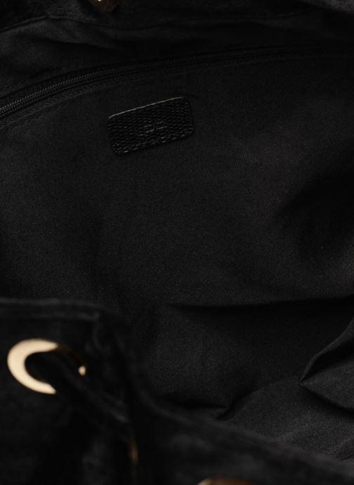 Handtassen LPB /LES PETITES BOMBES SAC PORTE MAIN ROCK Zwart achterkant