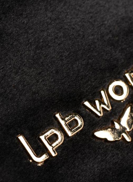 Handtassen LPB /LES PETITES BOMBES SAC PORTE MAIN ROCK Zwart links