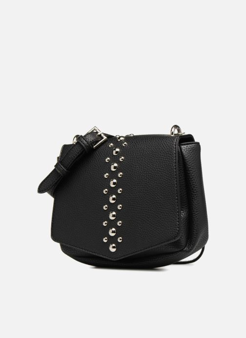 Bolsos de mano LPB Woman CROSSBODY CHAINE ROCK Negro vista del modelo