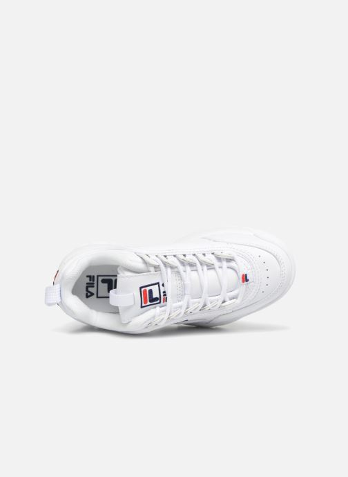 Sneakers FILA Disruptor Kids Wit links