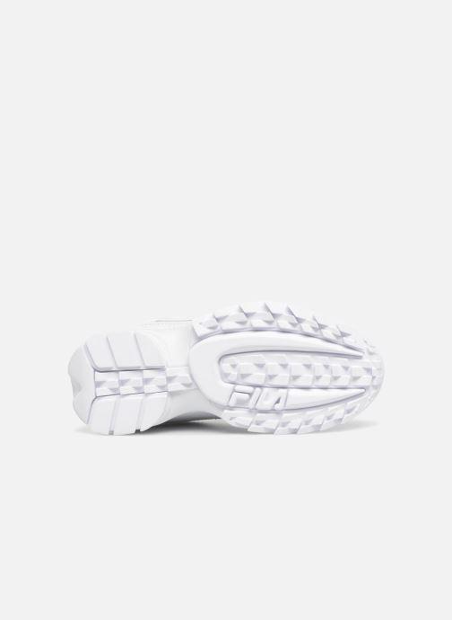 Sneakers FILA Disruptor Kids Bianco immagine dall'alto