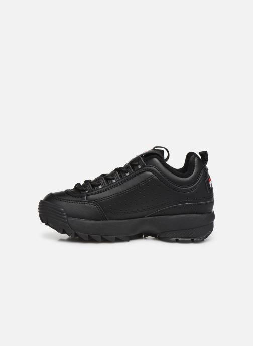 Sneakers FILA Disruptor Kids Nero immagine frontale