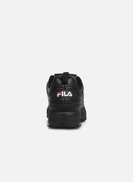 Sneakers FILA Disruptor Kids Nero immagine destra