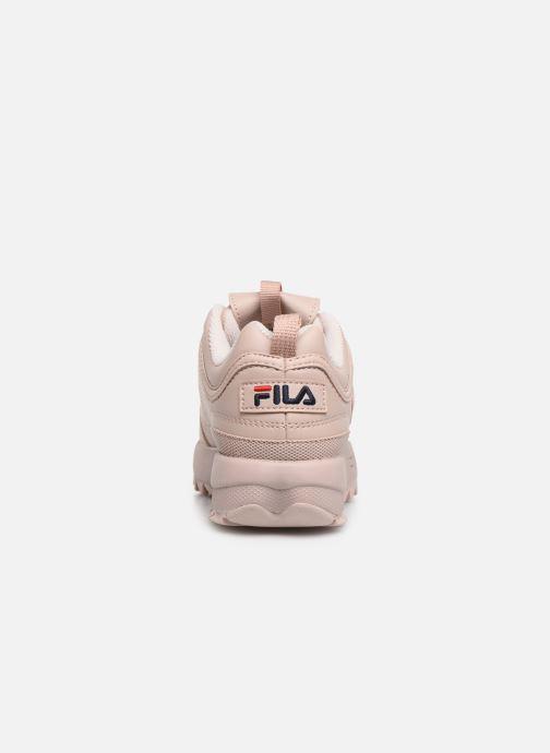 Sneakers FILA Disruptor Kids Pink Se fra højre
