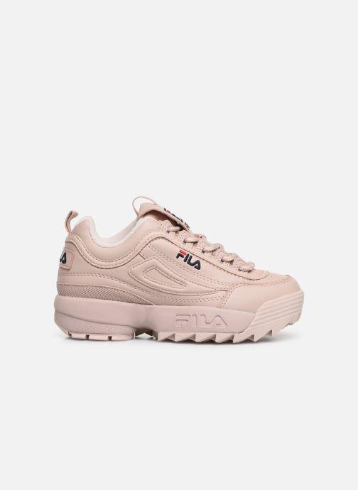 Sneakers FILA Disruptor Kids Roze achterkant
