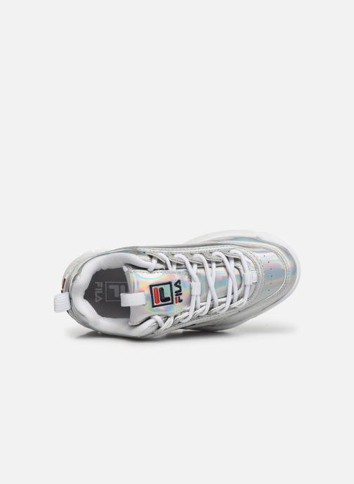 Sneakers FILA Disruptor Kids Sølv se fra venstre
