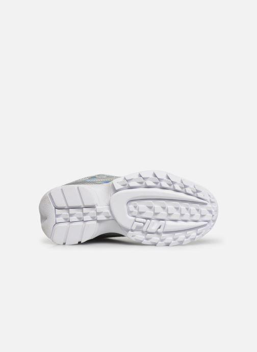 Sneakers FILA Disruptor Kids Zilver boven