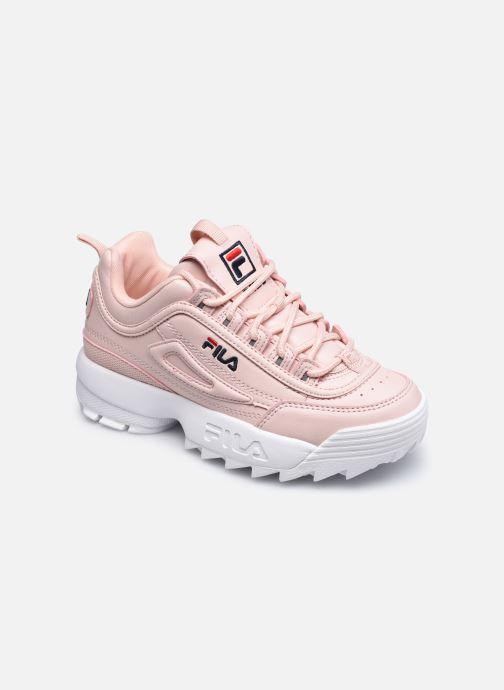 Sneaker FILA Disruptor Kids rosa detaillierte ansicht/modell