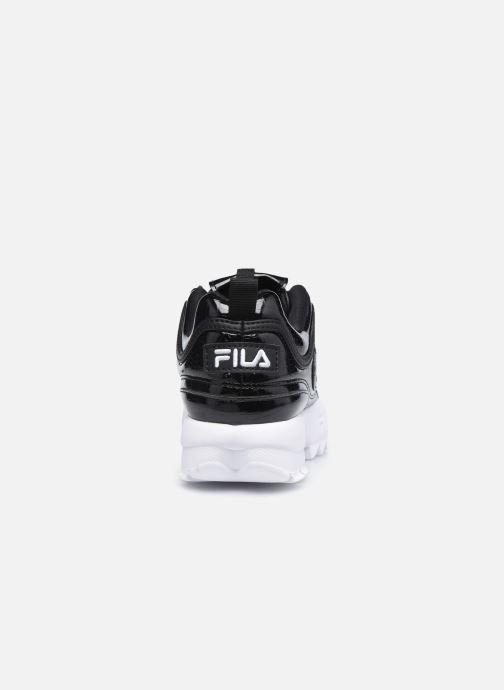 Sneaker FILA Disruptor Kids schwarz ansicht von rechts