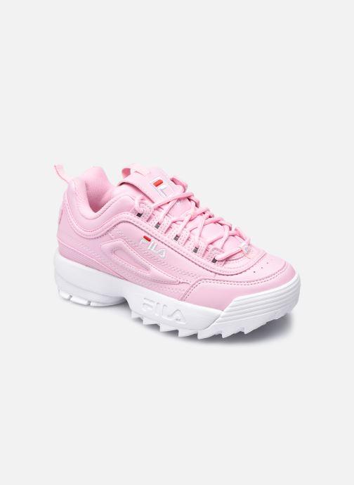 Sneakers FILA Disruptor Kids Rosa vedi dettaglio/paio