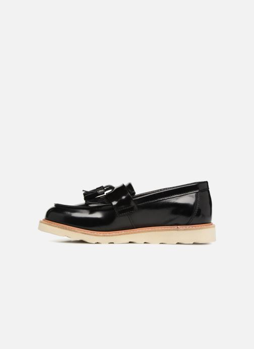 Loafers Young Soles Billy Black front view