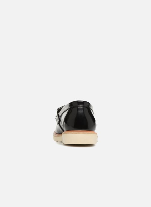 Loafers Young Soles Billy Black view from the right