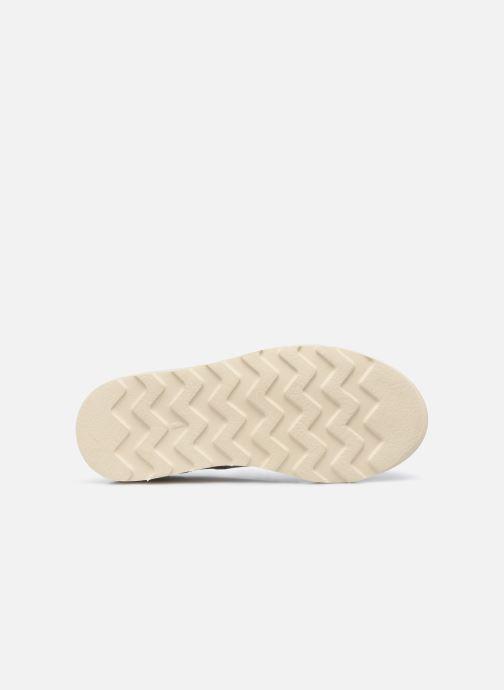 Scarpe con lacci Young Soles Reggie Argento immagine dall'alto