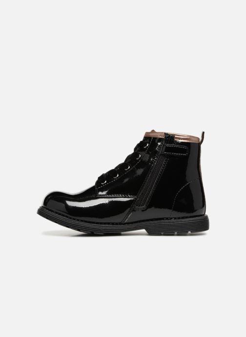 Bottines et boots Mod8 Polly Noir vue face