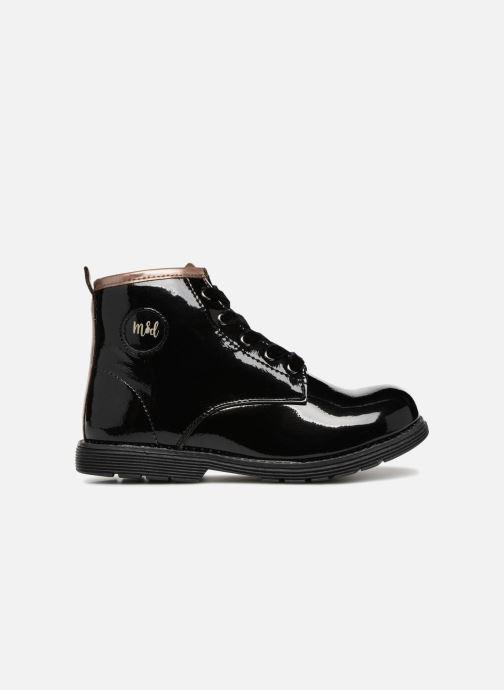 Bottines et boots Mod8 Polly Noir vue derrière