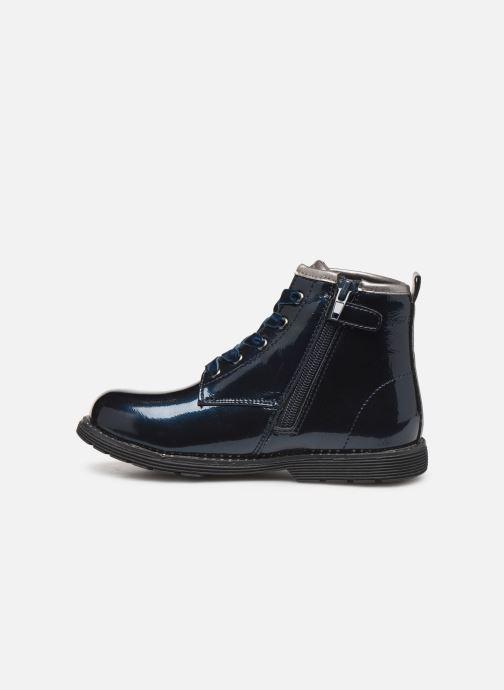 Bottines et boots Mod8 Polly Bleu vue face