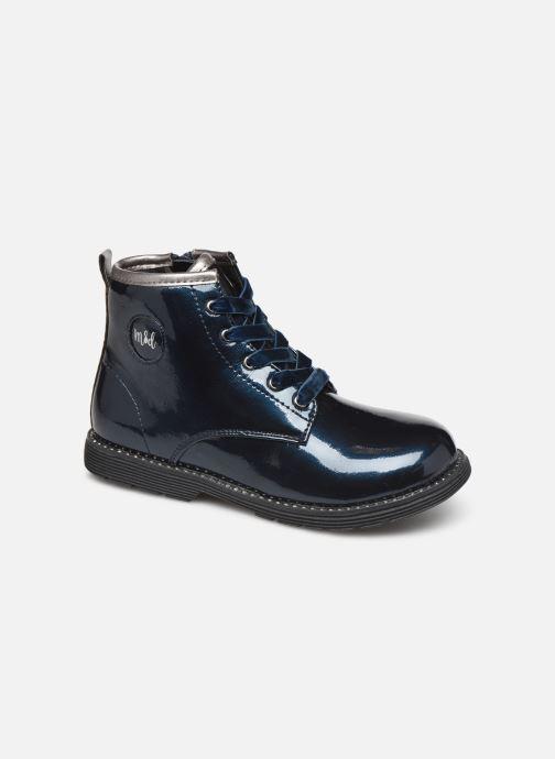 Bottines et boots Mod8 Polly Bleu vue détail/paire