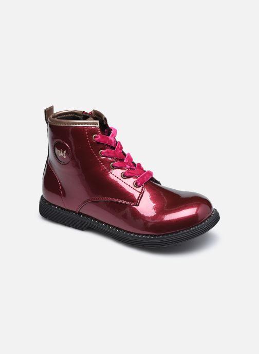 Stiefeletten & Boots Mod8 Polly weinrot detaillierte ansicht/modell