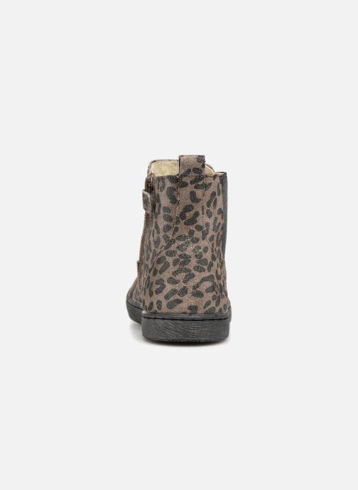 Boots en enkellaarsjes Mod8 Blabis Grijs rechts