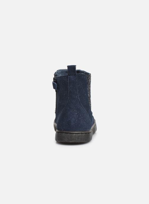 Bottines et boots Mod8 Blabis Bleu vue droite