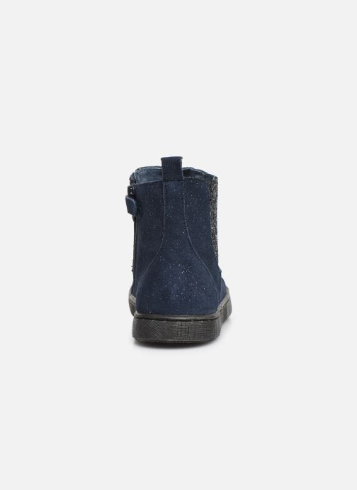 Stiefeletten & Boots Mod8 Blabis blau ansicht von rechts