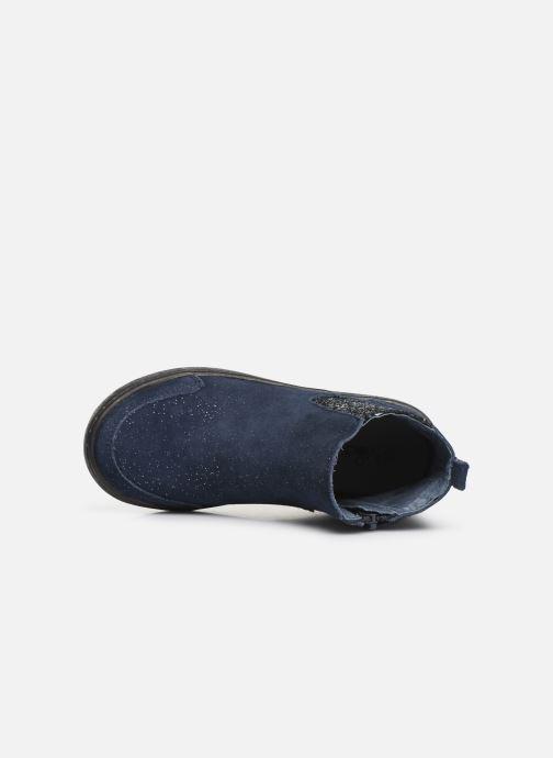 Bottines et boots Mod8 Blabis Bleu vue gauche