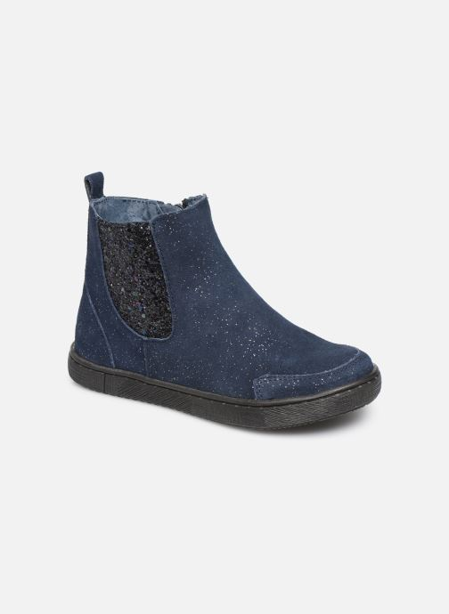 Bottines et boots Mod8 Blabis Bleu vue détail/paire
