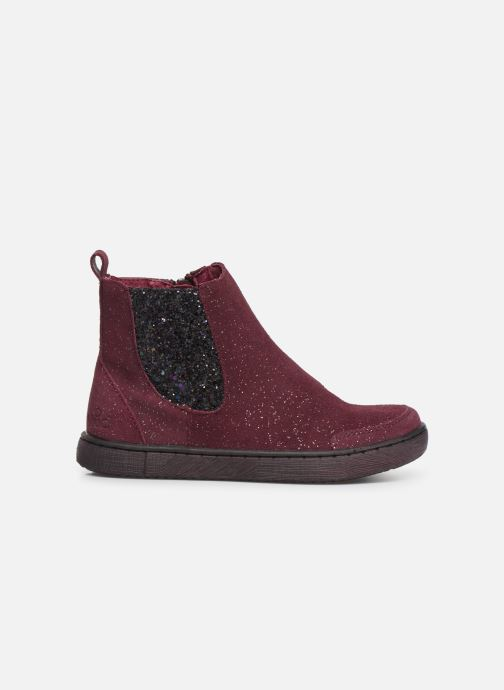 Ankle boots Mod8 Blabis Burgundy back view