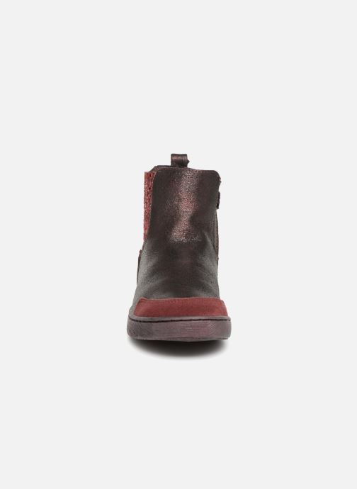 Ankle boots Mod8 Blaba Burgundy model view