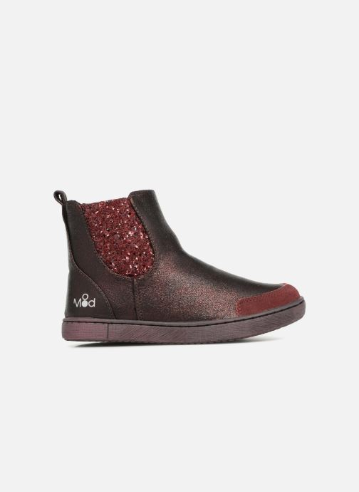 Ankle boots Mod8 Blaba Burgundy back view