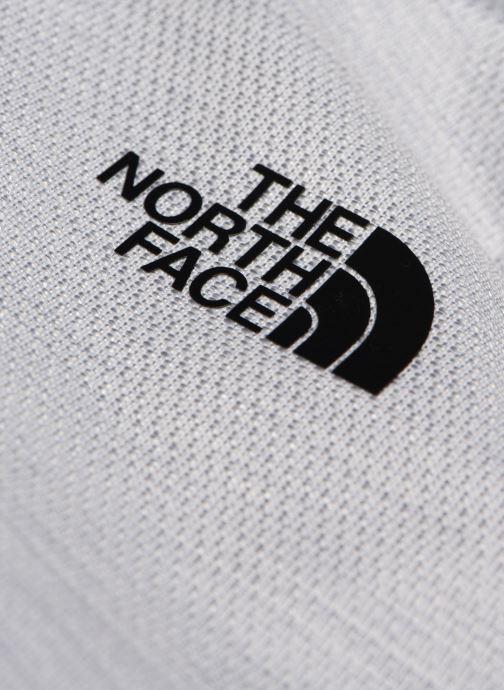 Mochilas The North Face W ISABELLA Gris vista lateral izquierda
