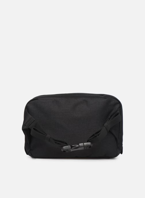 Sacs homme The North Face KANGA Noir vue face