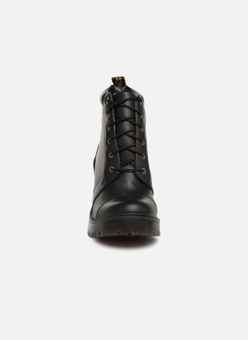 Bottines et boots Dr. Martens Averil Noir vue portées chaussures