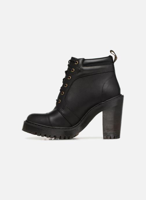Bottines et boots Dr. Martens Averil Noir vue face