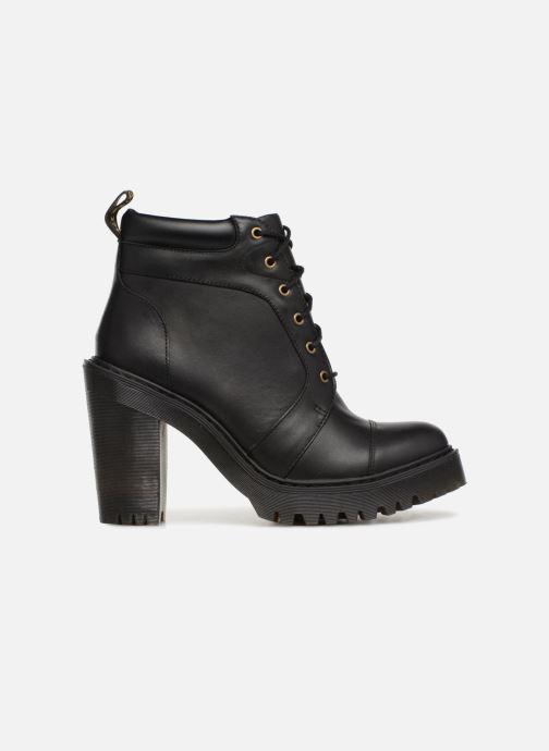 Bottines et boots Dr. Martens Averil Noir vue derrière