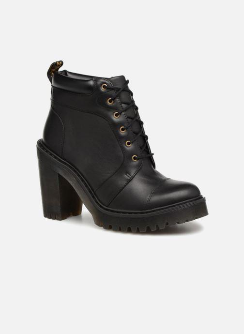 Boots en enkellaarsjes DR. Martens Averil Zwart detail