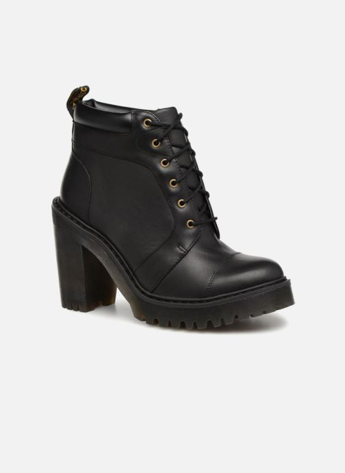 Bottines et boots Dr. Martens Averil Noir vue détail/paire
