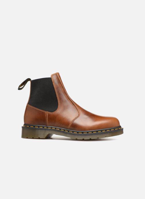 Boots en enkellaarsjes Dr. Martens Hardy DD17 Bruin achterkant