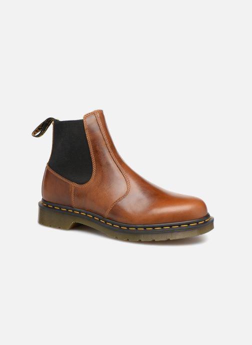 Bottines et boots Dr. Martens Hardy DD17 Marron vue détail/paire