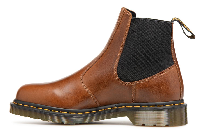 Stiefeletten & Boots Dr. Martens Hardy DD17 braun ansicht von vorne