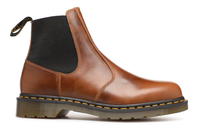 Stiefeletten & Boots Dr. Martens Hardy DD17 braun ansicht von hinten